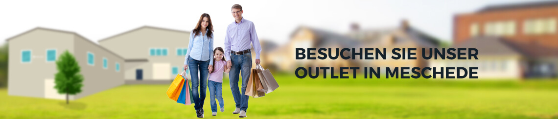 5 Catch and Buy Besuchen Sie unser Outlet in Meschede