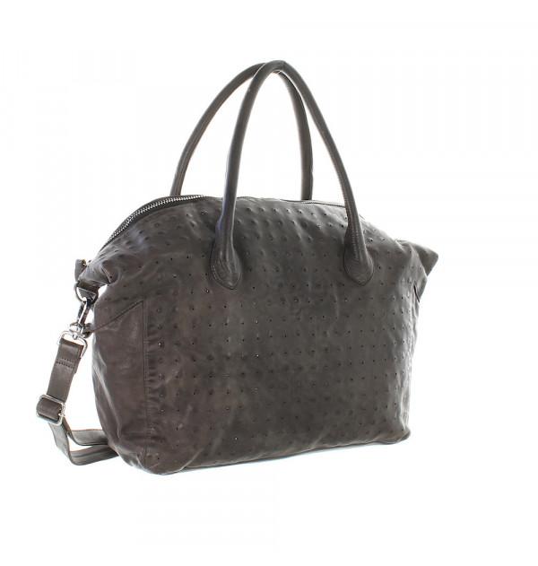 Another Bag Wanna Have Studs Handtasche elephant 36cm
