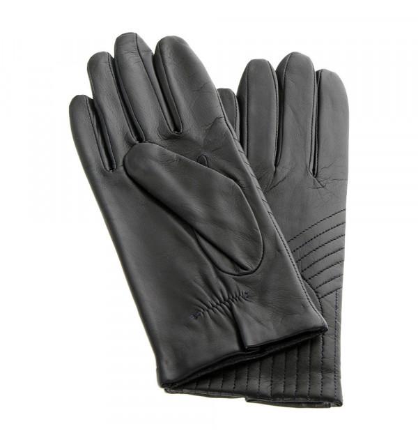 Boss Gyna Damen Handschuhe schwarz Grösse 8