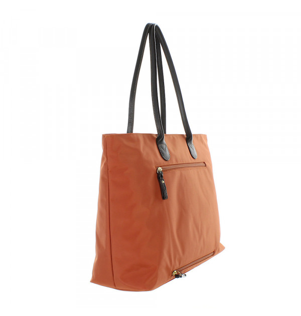 Brics X-Travel shopper orange 38cm