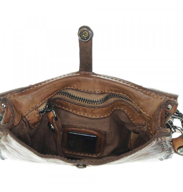 Campomaggi Eferdra Crossbody cognac 18cm