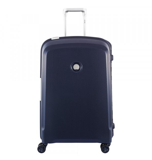 Delsey Belfort Plus Trolley blau 70 cm