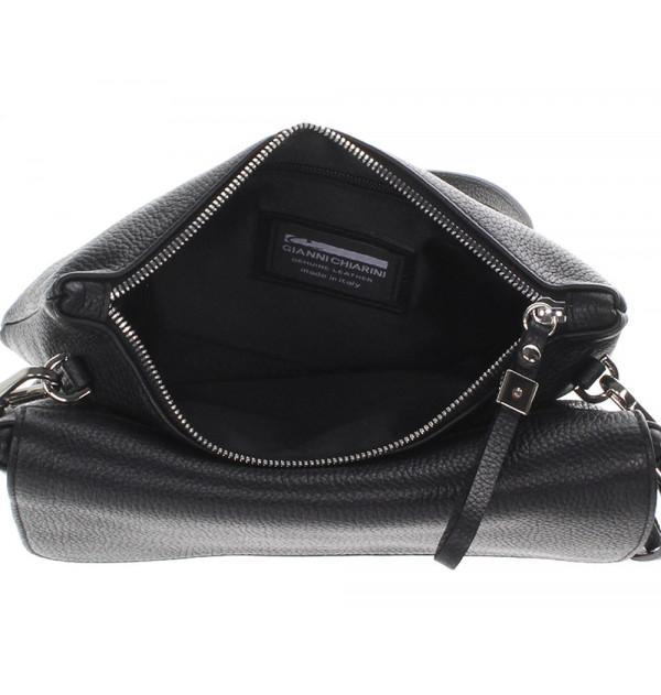 Gianni Chiarini 3145 shoulder bag black 25cm