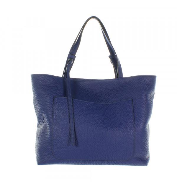 Gianni Chiarini Caribbean Shopper blau 36cm