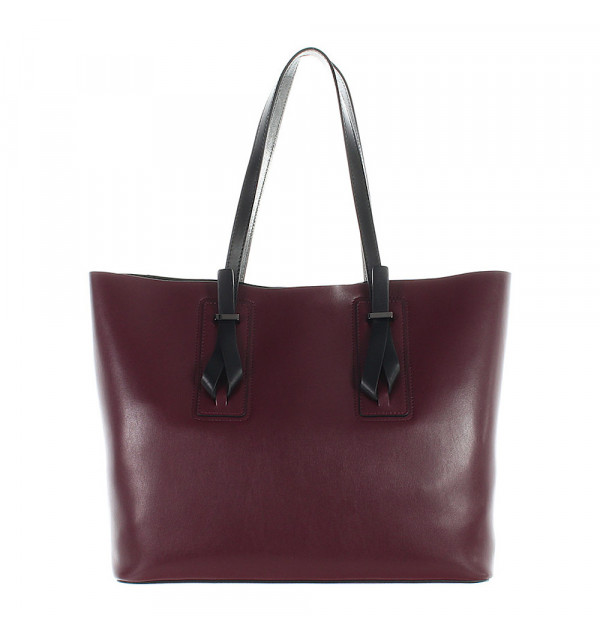 Gianni Chiarini Cross Shopper weinrot/schwarz 34cm