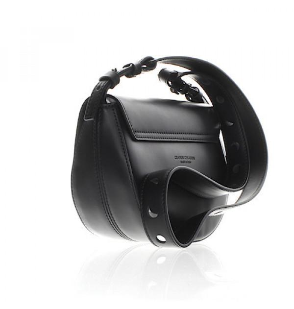 Gianni Chiarini Moonlight Umhängetasche schwarz 26cm