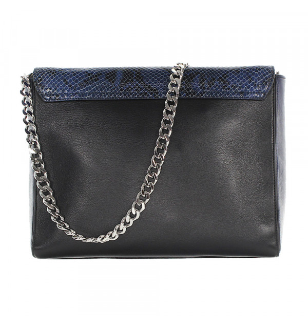 HUGO Clutch Delight-P blue 26cm