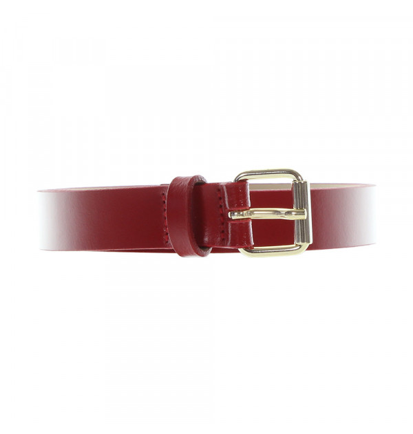 HUGO Ley-D belt red 75cm