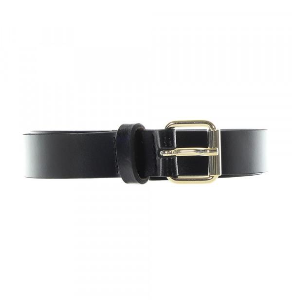 HUGO Ley-D Gürtel schwarz 75cm