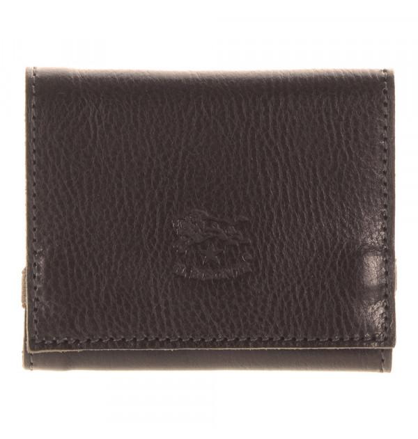 Il Bisonte Geldbörse braun 9cm