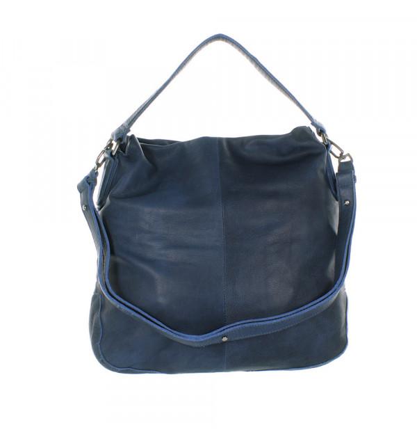 Liebeskind Kindamba Handtasche dunkelblau 40cm