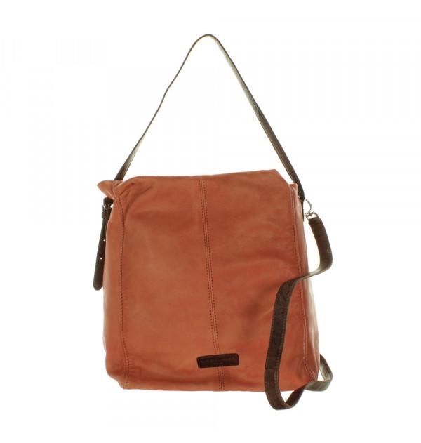 Liebeskind Malabo Handtasche rot 29cm