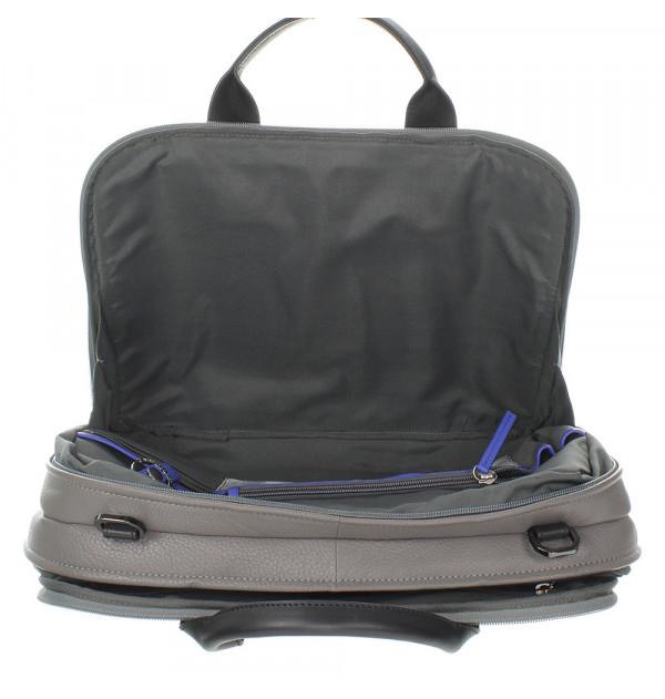 Mandarina Duck Cartella briefcase ash 41cm
