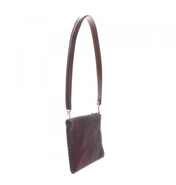 Numero 10 Tasche Bal Harbour-Pois cabernet 27cm