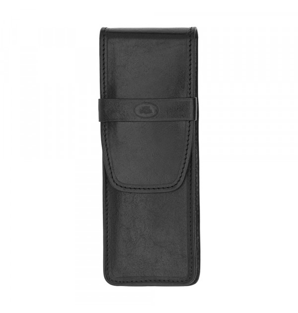 TheBridge Story Exclusive Pen Case Leather black 01203601/20