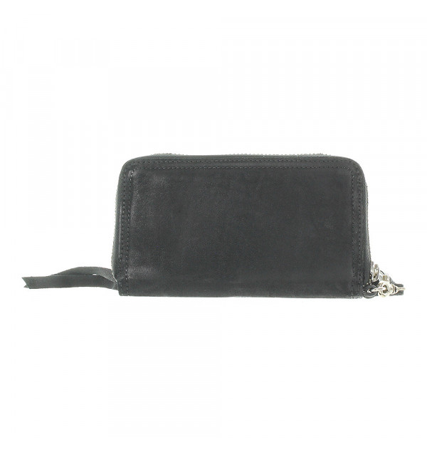 Tyoulip Sisters Wallet Walley black 19cm