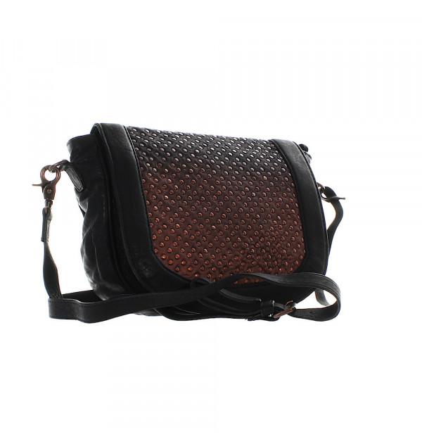 Tyoulip Sisters Handtasche Bronco kupfer 28cm