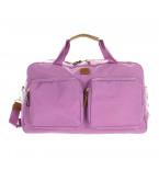Brics Travel Bag X-Travel lilac 46cm